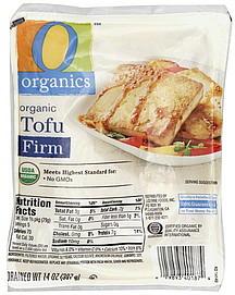 organics firm tofu
