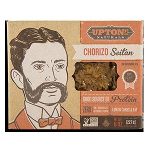 upton seitan chorizo